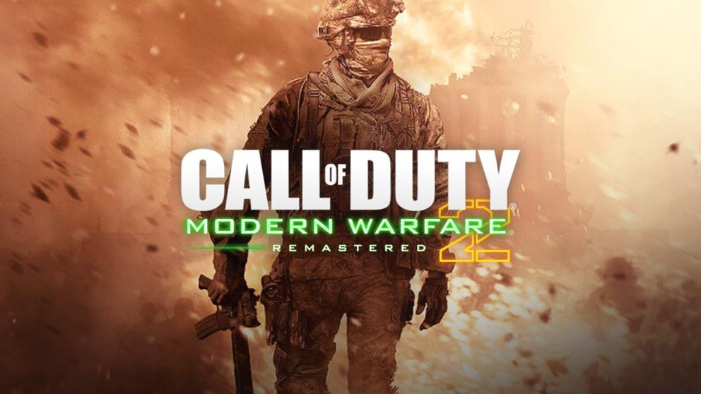 Call of Duty: Modern Warfare 2 Remastered ya está disponible en PS4