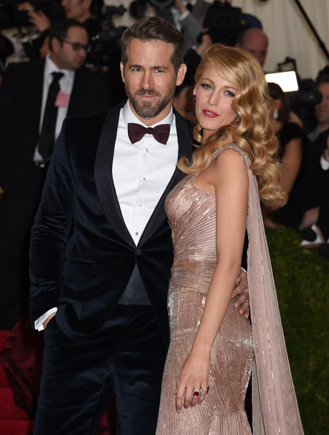 Blake Lively and Ryan Reynolds showstoppers year after year after year at the Met gala