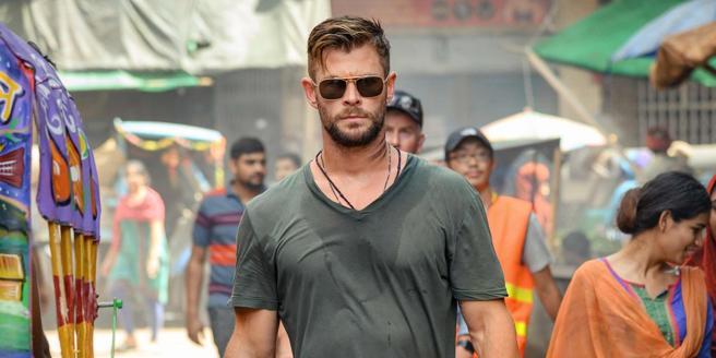 Chris Hemsworth, of God, a revenger to mercenary.
