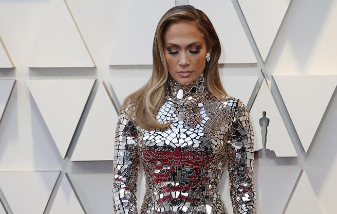 Los Angeles (United States), 24/02/2019.- Jennifer Lopez