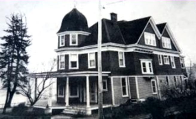 La casa 'embrujada' de Nyack es famosa entre los amantes de lo paranormal.