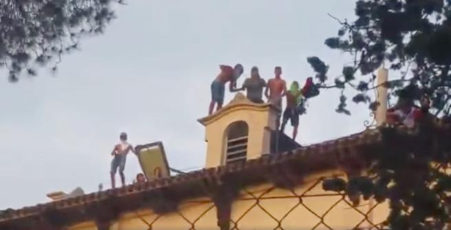enfrentamiento en un centro de acogida de menores en el Masnou