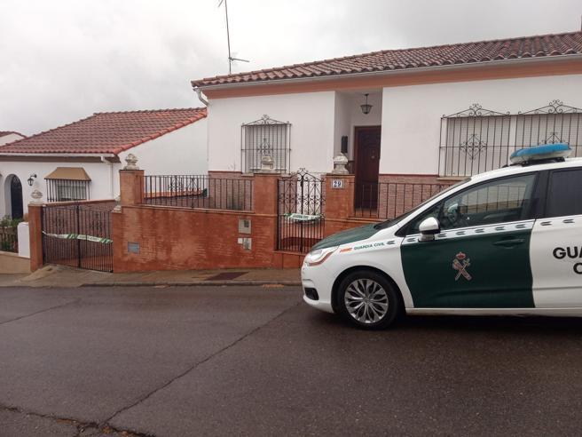 Domicilio del detenido relacionado con la desaparición de Manuela Chavero