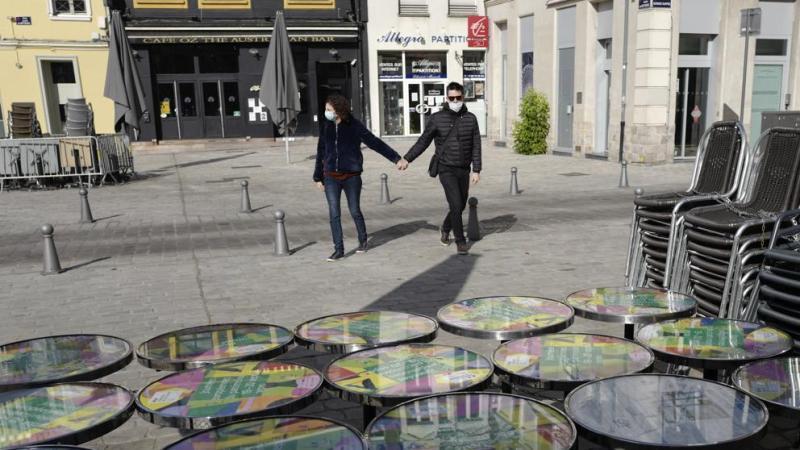 La segunda ola del coronavirus desborda a Europa