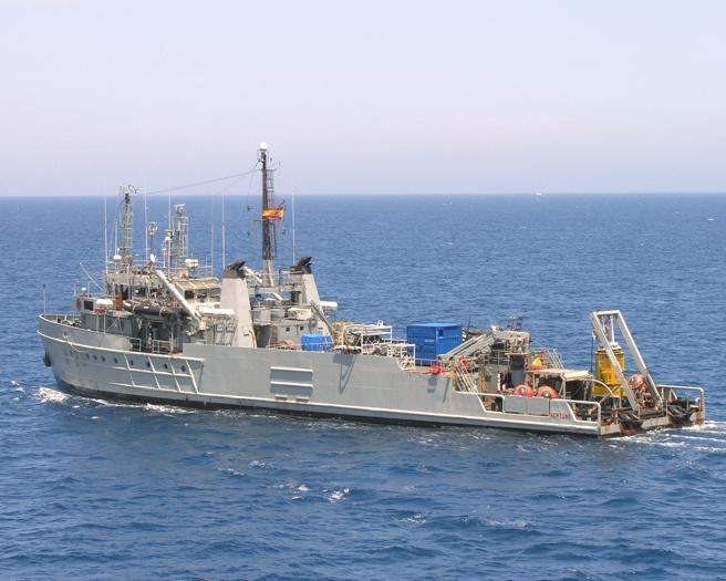 Imagen del buque 'Neptuno'