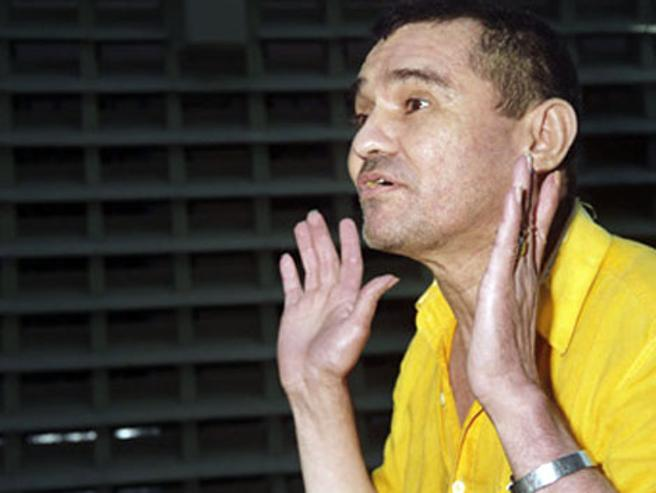 Dorancel Vargas, en la cárcel