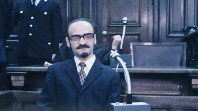 Imagen de Fritz Honka durante el juicio