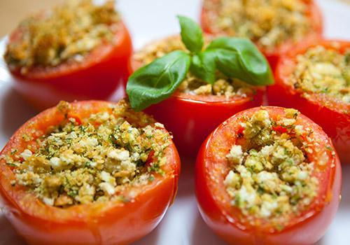 Verdura cotta pronta per ristoranti mense scolastiche e