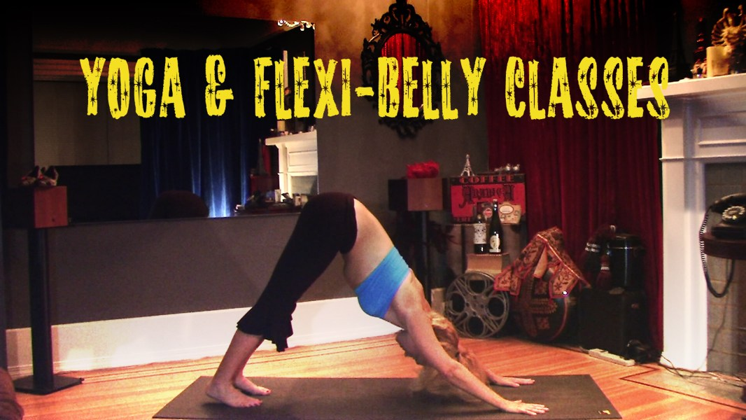 Lava's Flexi-Belly Classes and Programs