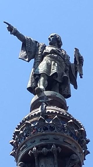 Cartagena Columbus Statue