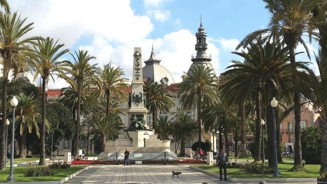 Cartagena Heroes Monument