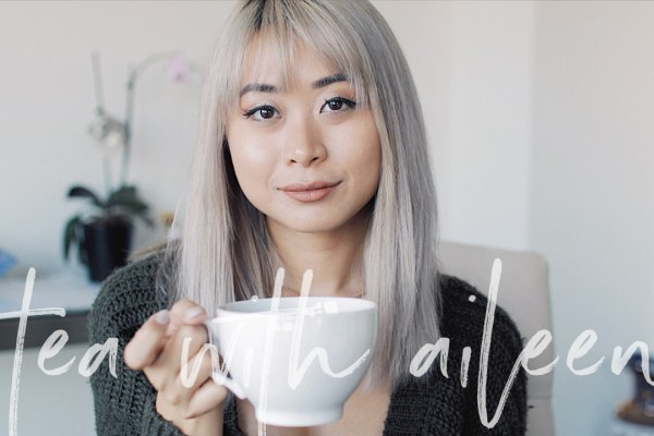Q&A • Tea with Aileen