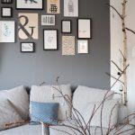 Wohnzimmer Bilderwand Skandinavisch Schlicht Und Hygge Lavendelblog