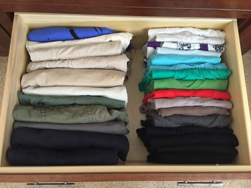 Organized drawers! | LavenderandLatte.com