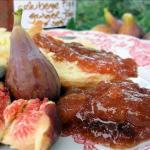 Fresh Fig and Ginger Jam