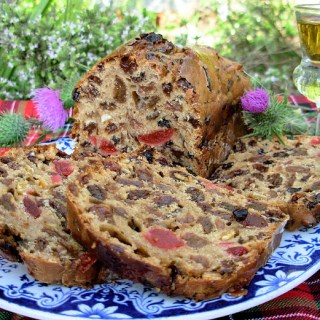Scottish Fruit Cake