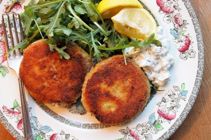 Edwardian Fish Cakes