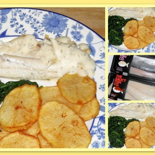 A Saucy time was had in a Hot Kitchen! Fish is the Dish & The Saucy Fish Company come to Tea