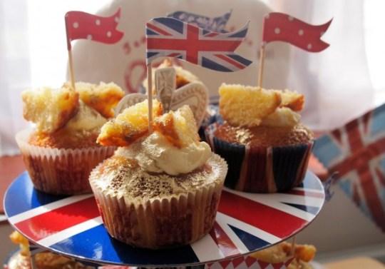 Forman & Field Jubilee Bake Off Cakes