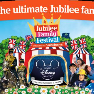 Jubilee Family Festival in Hyde Park