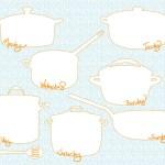 Meal Planning Scribbler