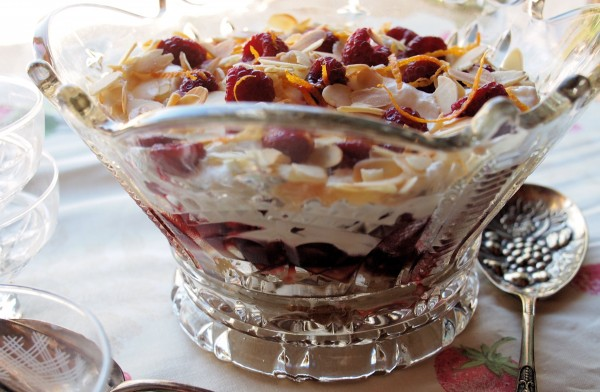 """Frolicking Fun and Frivolity with """"Whim Wham"""" ~ A Scottish Regency Trifle ~"""
