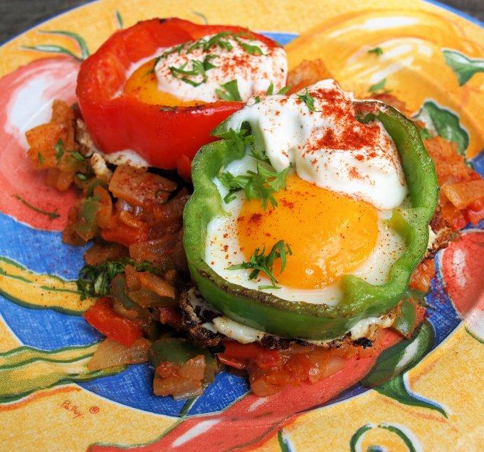 Mexican Breakfast Eggs – Two Ways