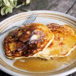 Celebrate Better Breakfast Week with New Zealand Honey and my Fluffy Porridge Pancakes Recipe!