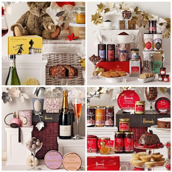 The Wish List Of Luxury Kitchens: A Selection Of Luxury Gift Hampers From Harrods.....on My