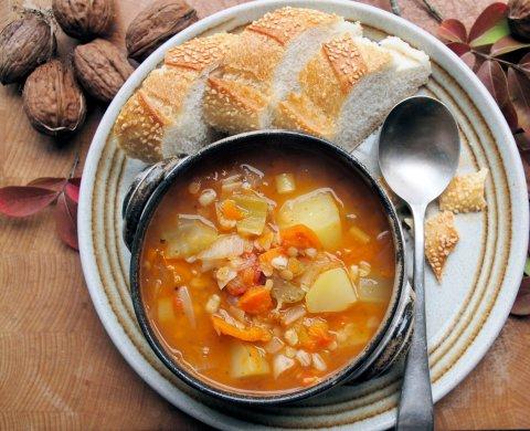 Seasonal Veggie Stew