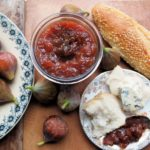 Apple, Fig and Pear Chutney with Cardamom