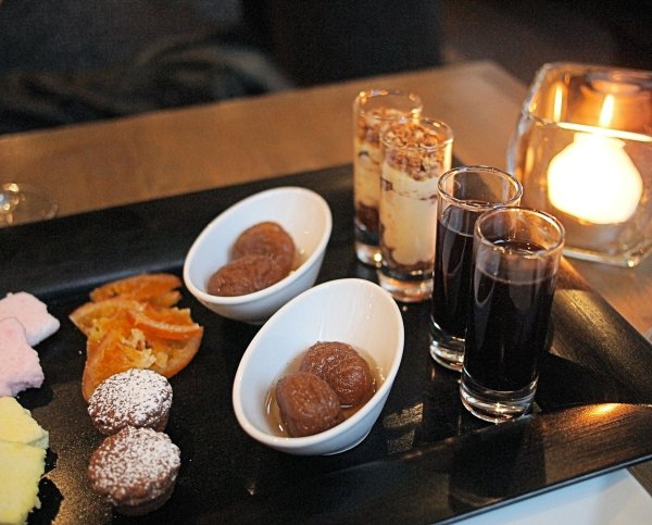 Festive Afternoon Tea with a Twist at The May Fair with Silvena Rowe