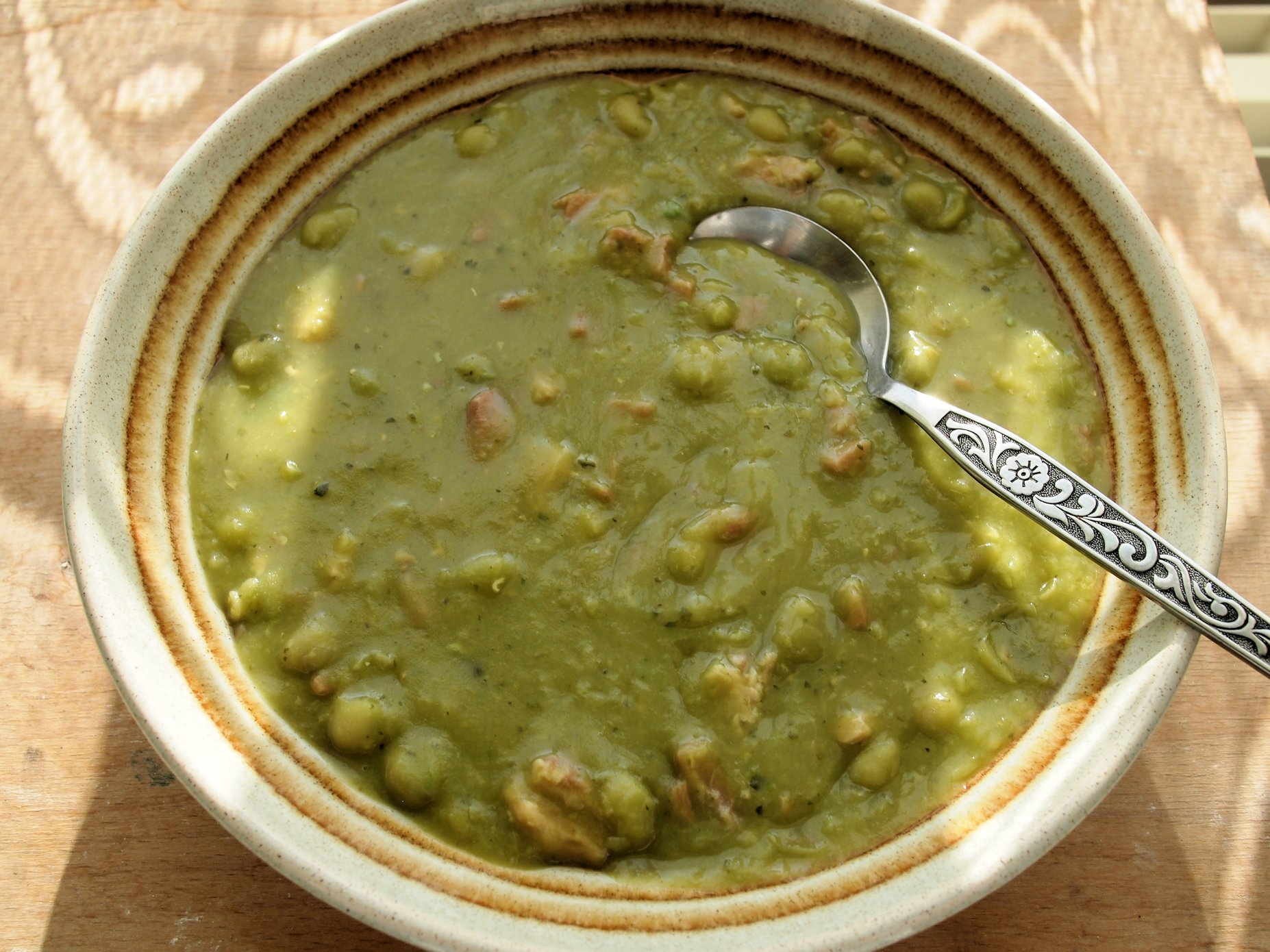 London Particular: Ham and Pea Soup