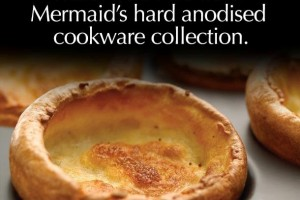 Giveaway: Mermaid Yorkshire Pudding Pan & Yorkshire Pudding Tray worth over £50