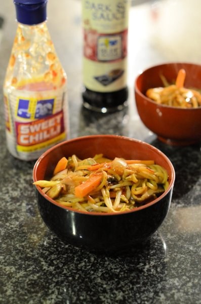 Kung Hei Fat Choy! Easy Chicken Chow Mein Recipe