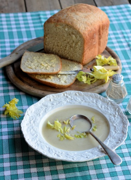 A Vegetable Jewel in the Crown: Fenland Celery and Fenland Celery Soup Recipe