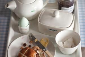Giveaway: Win a STUNNING Keith Brymer Jones Easter Breakfast Tableware Set worth £106:50