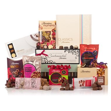 Giveaway: Mother's Day Thorntons Chocoholic Hamper and Alphabet Truffles worth £49:99