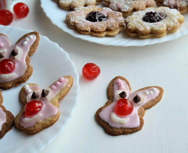 Red Nose Bunnies