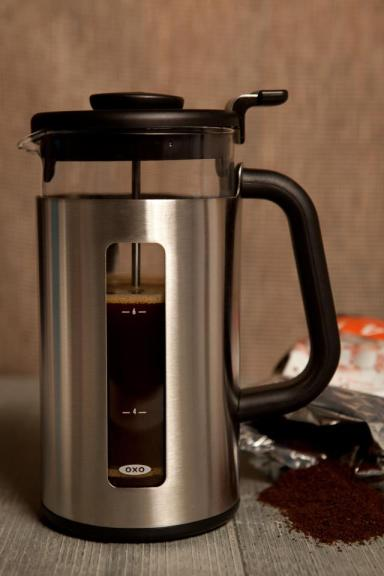Review Recipe Oxo French Press Irish Coffee And Douwe