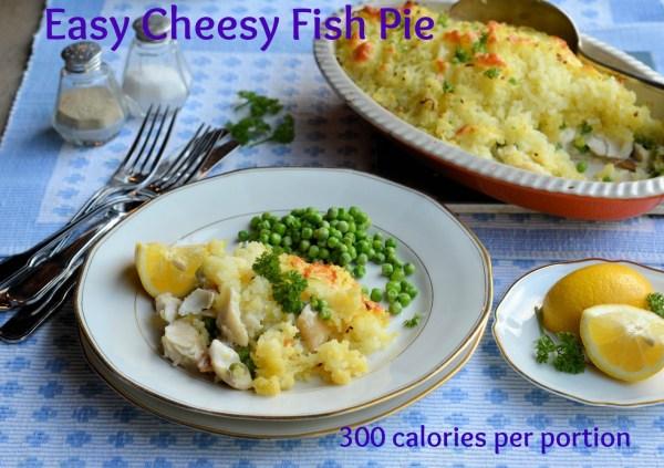 Easy Fish Pie
