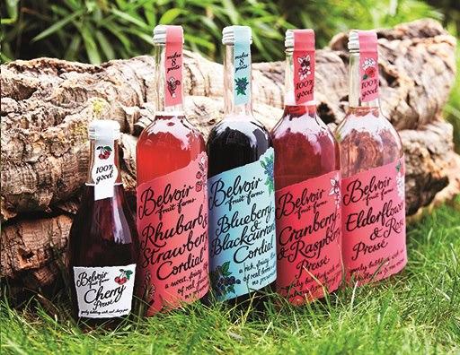 Giveaway: Win an English Garden Belvoir Fruit Farms & Sophie Conran Hamper worth £63