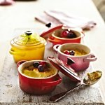 "Win a Set of Le Creuset ""Petite"" Casserole Dishes"