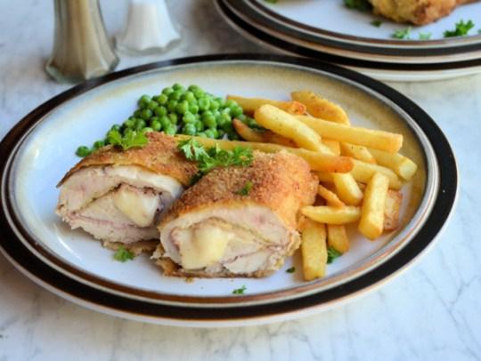 SousVide Supreme Chicken Three Ways! Chicken Cordon Bleu, Lemon Thyme Chicken Kebabs & Chicken with Beans