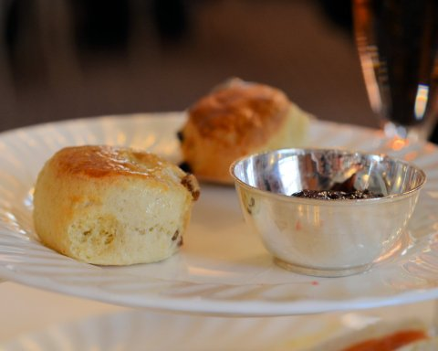An Art Deco Afternoon Tea Experience with Champagne at Bettys of York