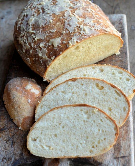 Tiger Bread (Giraffe Bread)