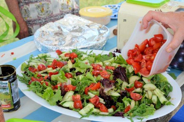 Ann's salad