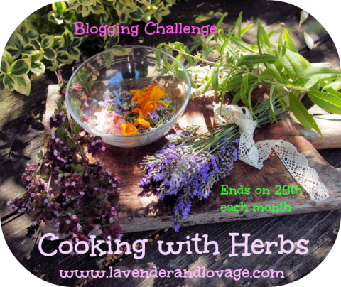The HUGE Cooking with Herbs (Herbs on Satruday) Round-Up: Herb Recipes Galore