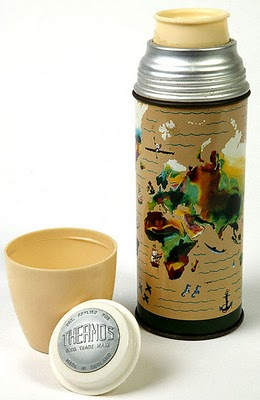 Old Thermos Flask