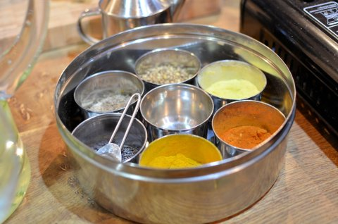 Essential Southern Indian Spices